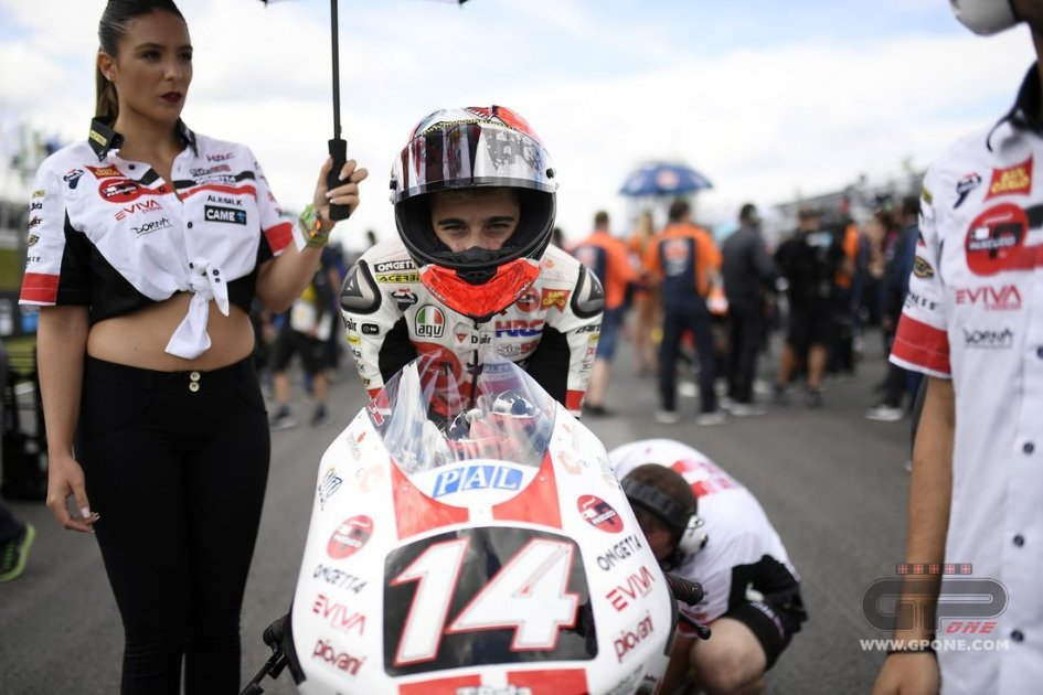 Moto3: Simoncelli: I've found I'm a good psychologist