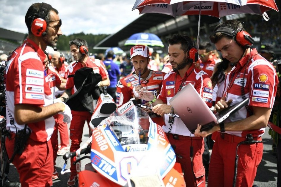 MotoGP: Dovizioso: The Misano test will help for Silverstone