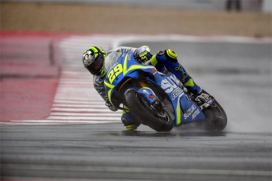 MotoGP: Iannone: It had become impossible to ride