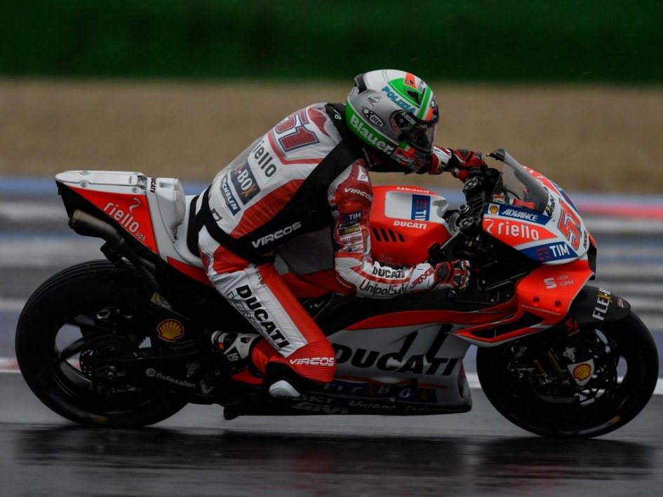MotoGP: Pirro: The only regret? I don't race much