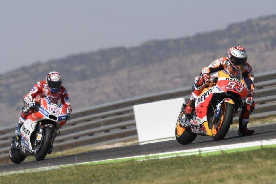MotoGP: GP Aragon: quasi 3 milioni su Sky e TV8
