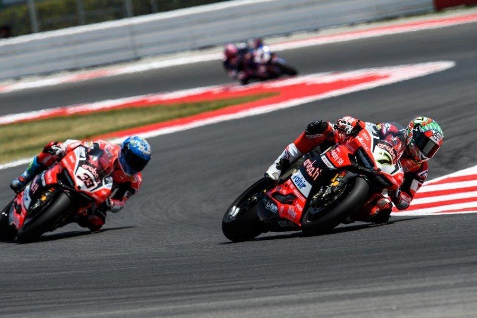 SBK: Davies: Portimao? Una pista giusta in stile motocross
