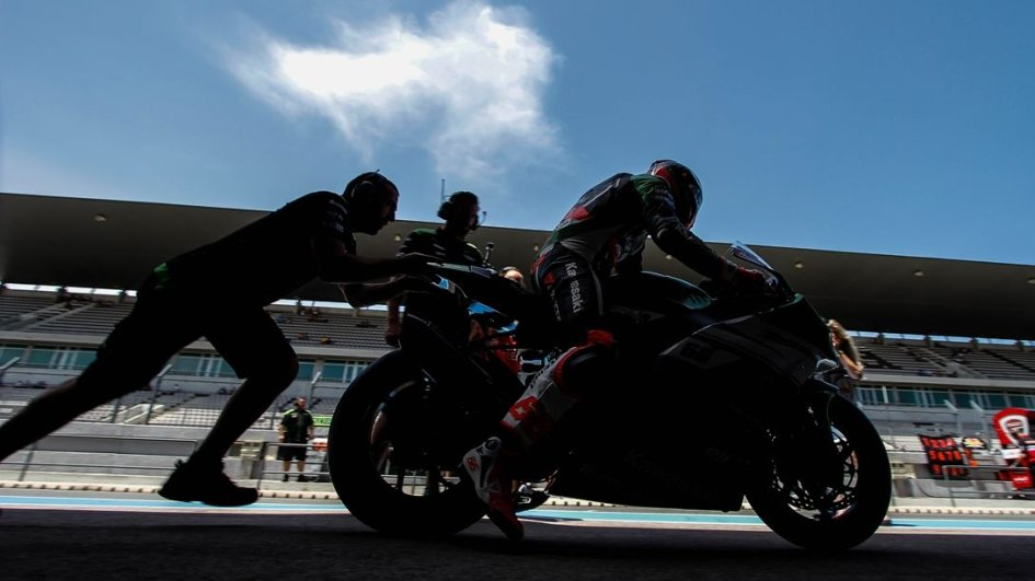SBK: Portimao: doing the double to secure the title