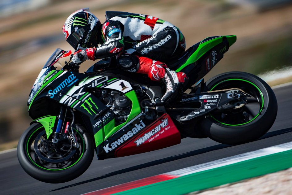 SBK: First match point for Rea at Magny-Cours