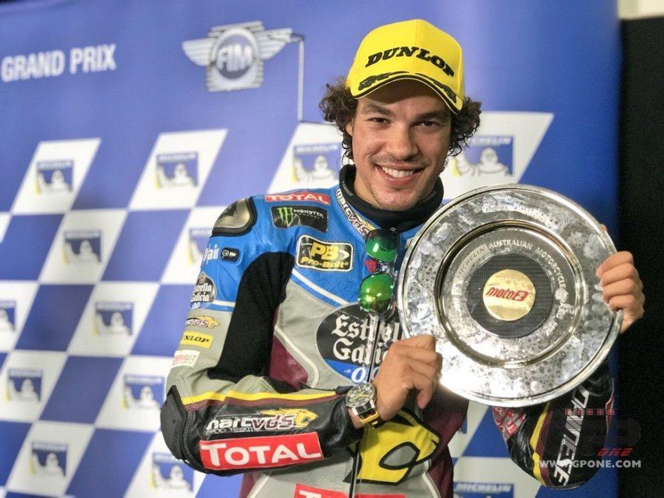 Moto2: Morbidelli: match point in Malesia? nessuna strategia
