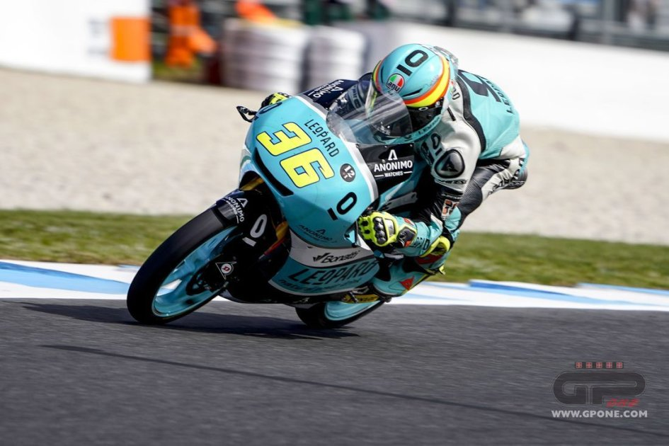 Moto3: Mir wins in Australia and is world champion