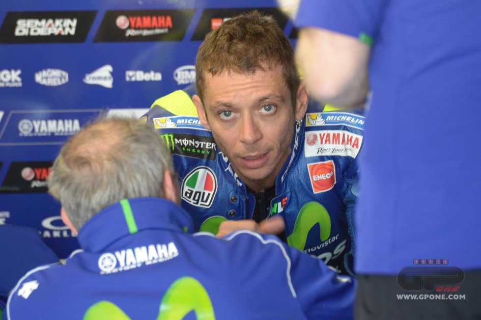 MotoGP: Rossi: we've worked hard and solved little