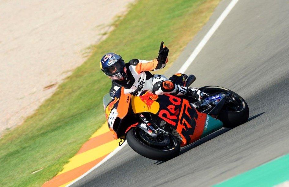 MotoGP: Cairoli: Dovi, per battere Marc, fai come me con Herlings