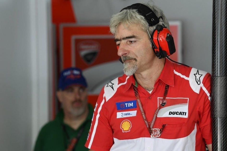 MotoGP: Dall'Igna: la Ducati 2018? Solo nei test di Sepang