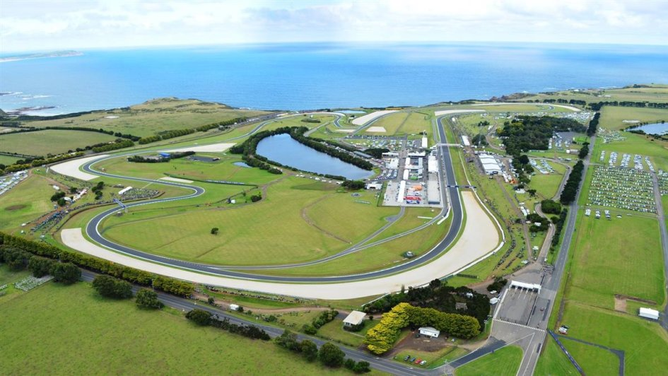 MotoGP: Phillip Island: gli orari in differita su TV8