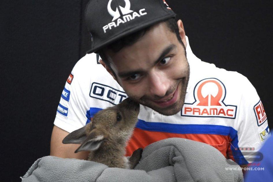 MotoGP: Petrucci: Dovi è capace di ribaltare i pronostici