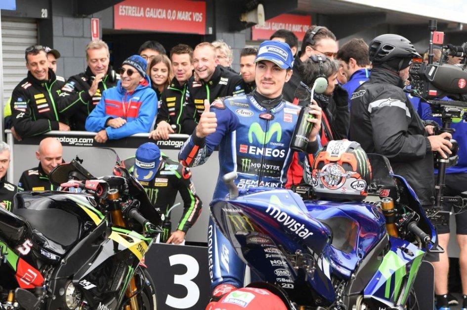 """MotoGP: Vinales: """"Sono veloce, ma non quanto Marquez"""""""
