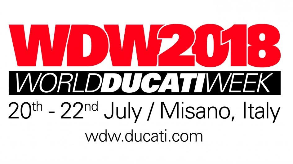 News Prodotto: World Ducati Week returns to Misano in 2018