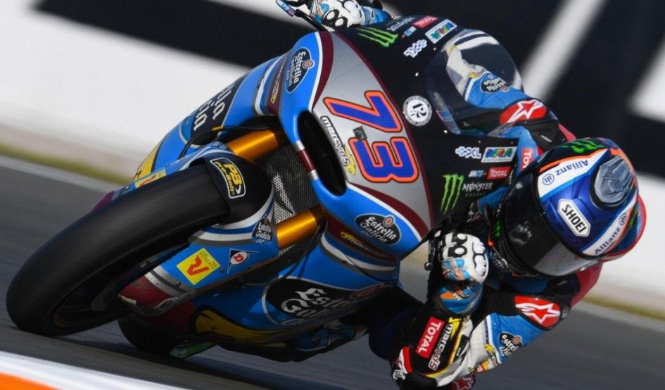 Moto2: QP: Alex Marquez come Marc: pole a Valencia