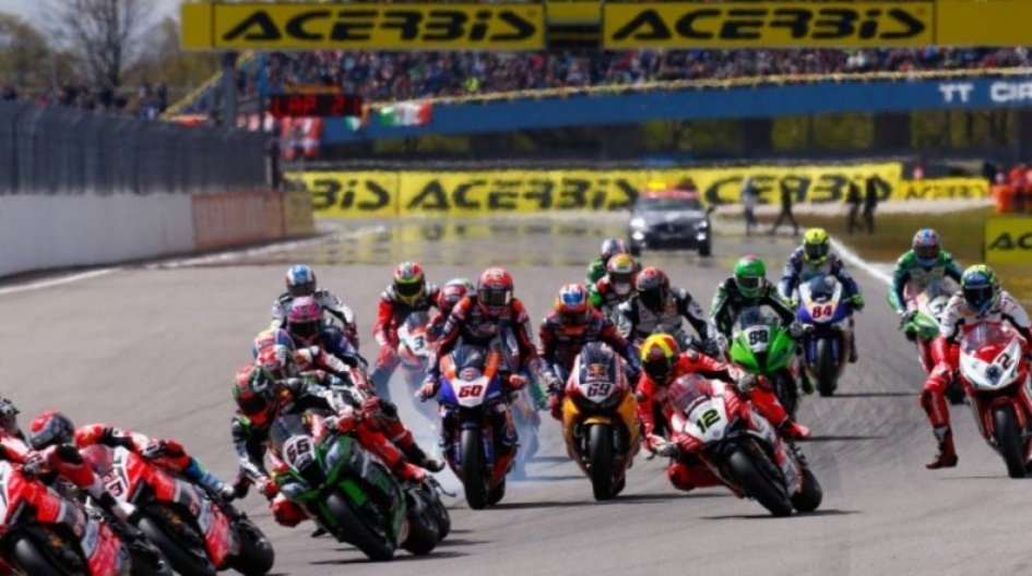 SBK: 2018 calendar: also featuring the Czech Republic and Argentina