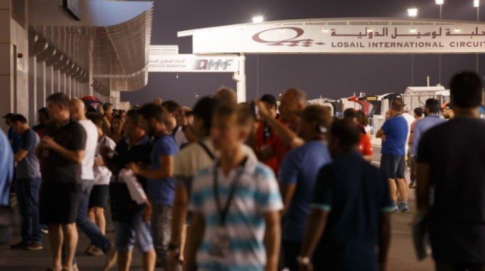 SBK: Losail: quasi 500 mila i telespettatori su Mediaset