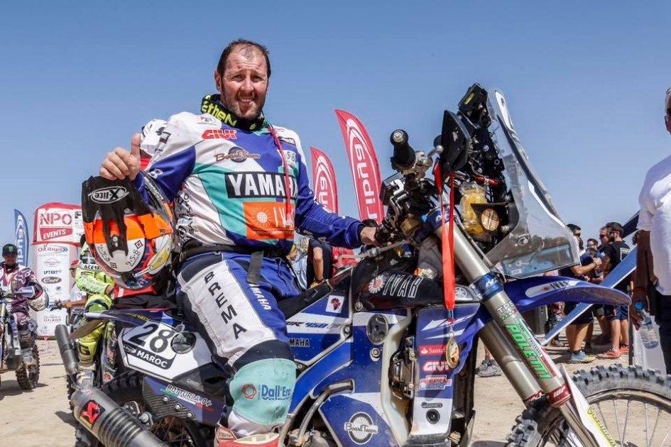 "Dakar: Botturi: ""The Dakar? An experience that marks you for life"""