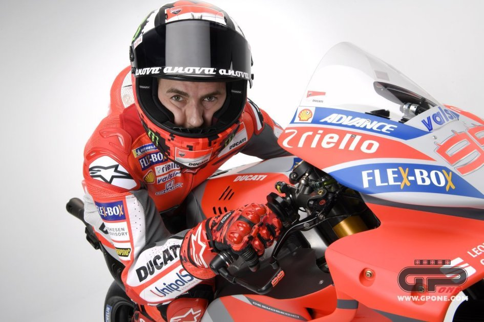 MotoGP: Lorenzo: I want to give Ducati the best Jorge