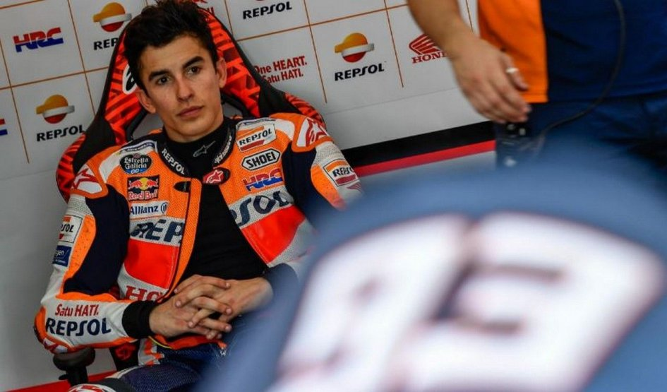 MotoGP: Marquez: Lorenzo's record? Only race pace counts