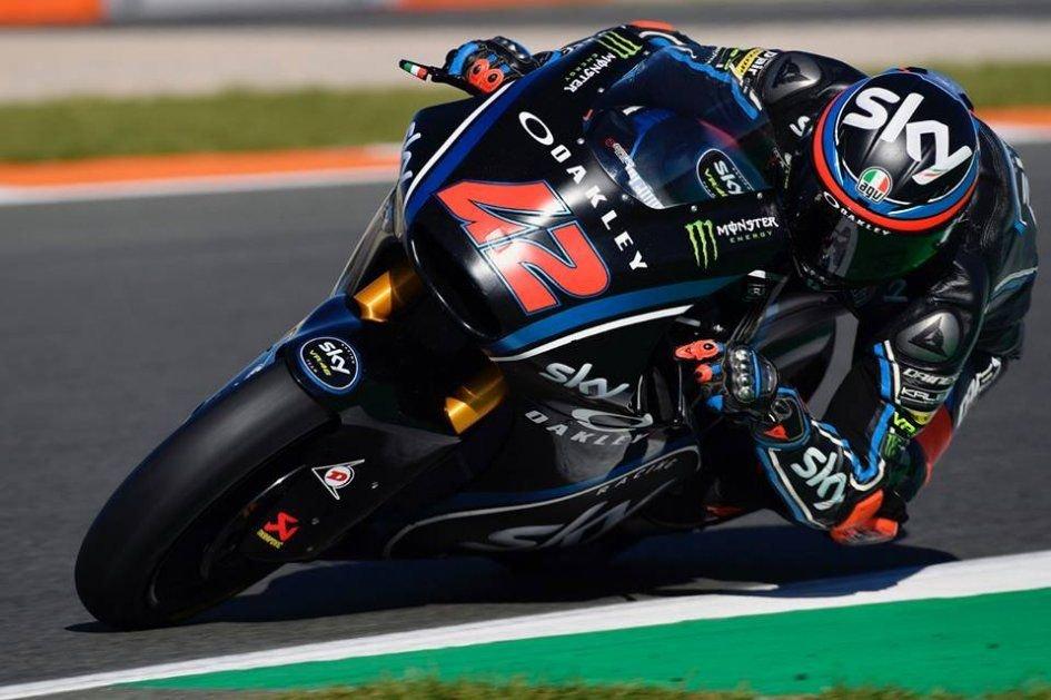 Moto2: La sfida Bagnaia-Marquez infiamma i test di Jerez
