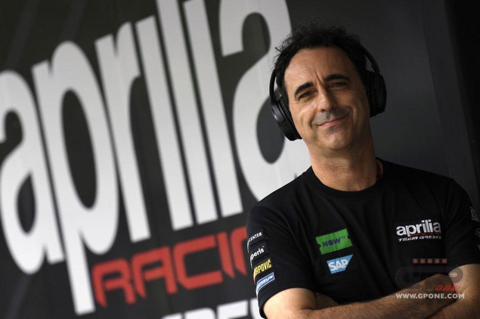 MotoGP: Albesiano: Buriram caused Aprilia some difficulty