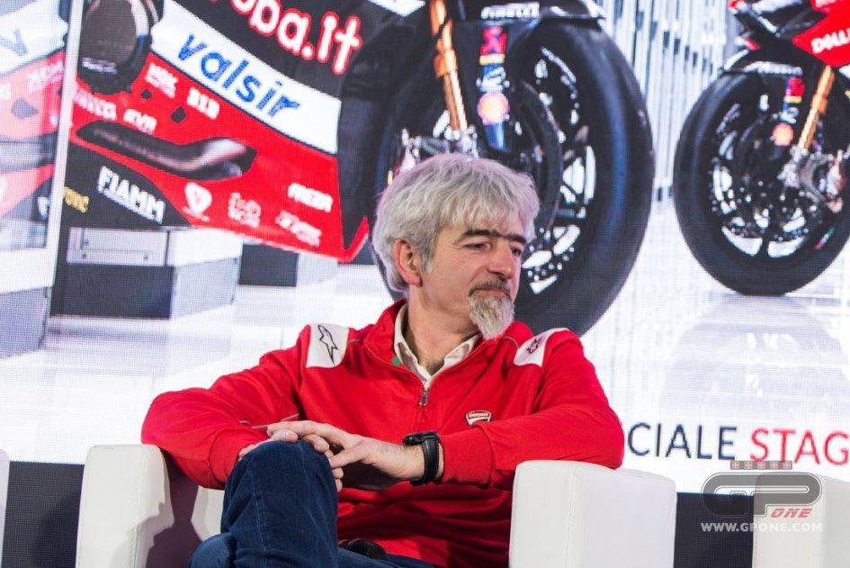 MotoGP: Dall'Igna: the new Ducati fairing in Thailand