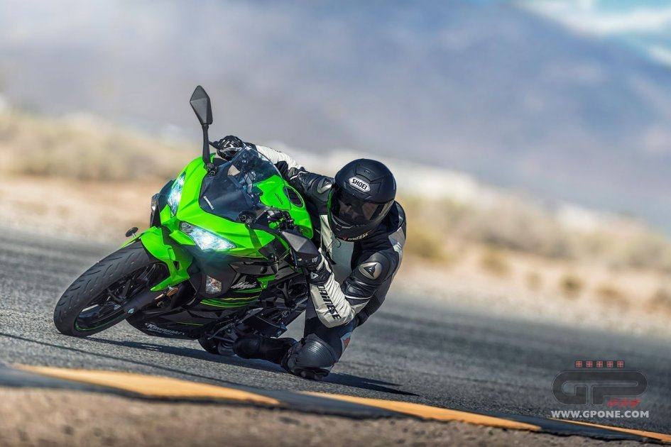 News Prodotto: Sali in sella alla Kawasaki Ninja 400 e debutta nel mondiale!