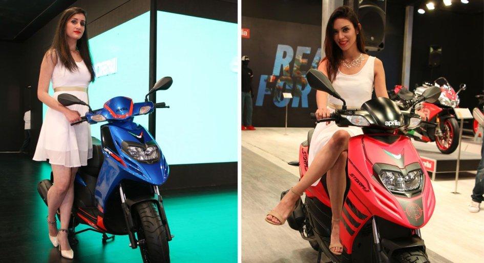 News Prodotto: Piaggio: in India arrivano gli scooter Aprilia 125