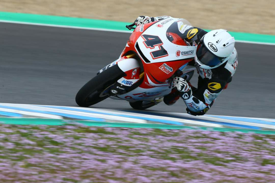 Moto3: Atiratphuvapat hogs the limelight on Thursday in Jerez
