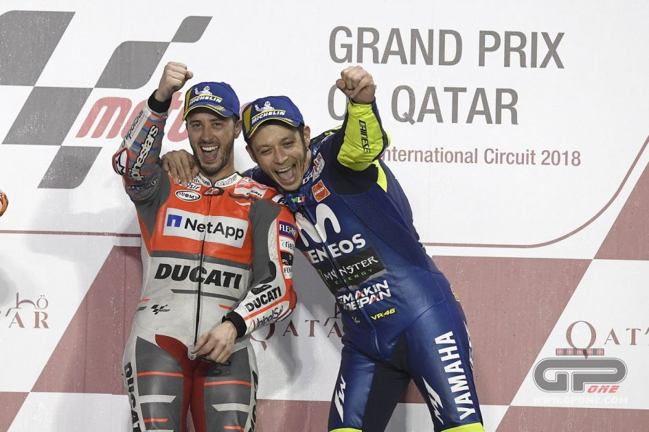 MotoGP: GP of Qatar, Race