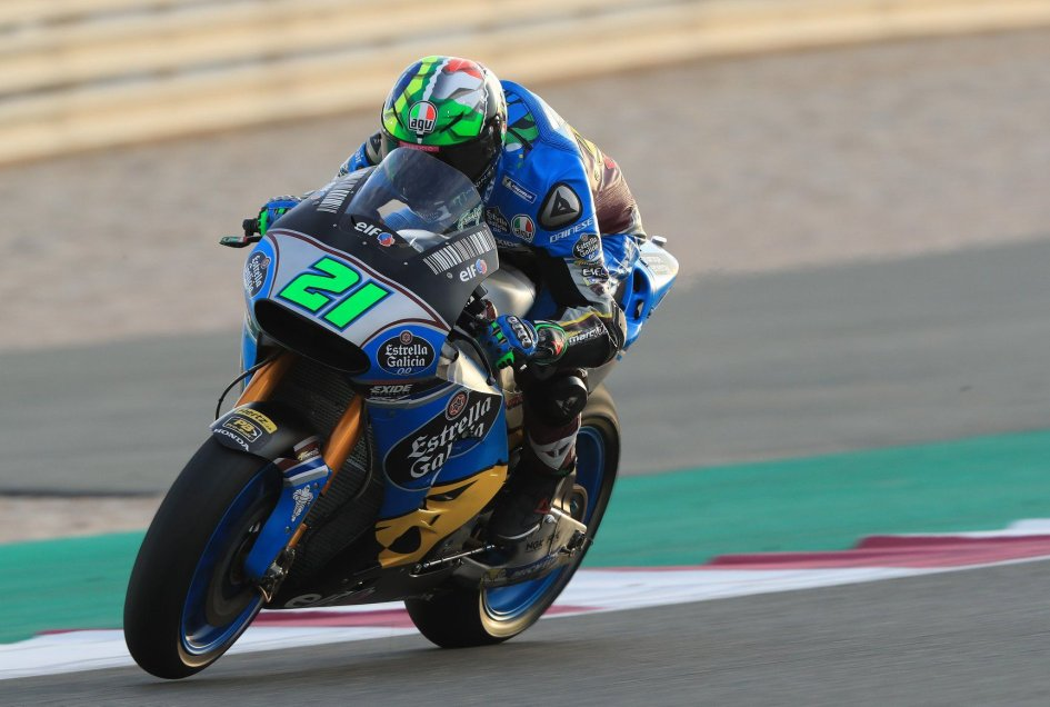 MotoGP: Morbidelli: la Honda è ancora troppo fisica