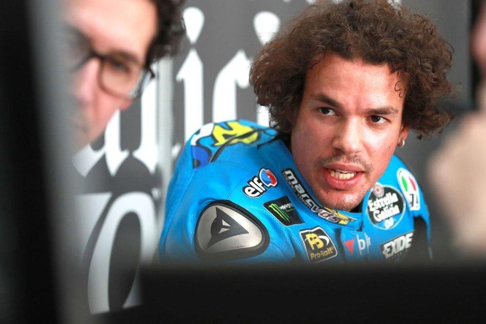 MotoGP: Morbidelli: che emozione! Stamani sono pure entrato tardi in pista