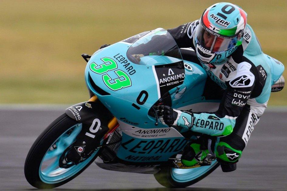 Moto3: Bastianini e Marini: l'Italia brilla nei warm up argentini