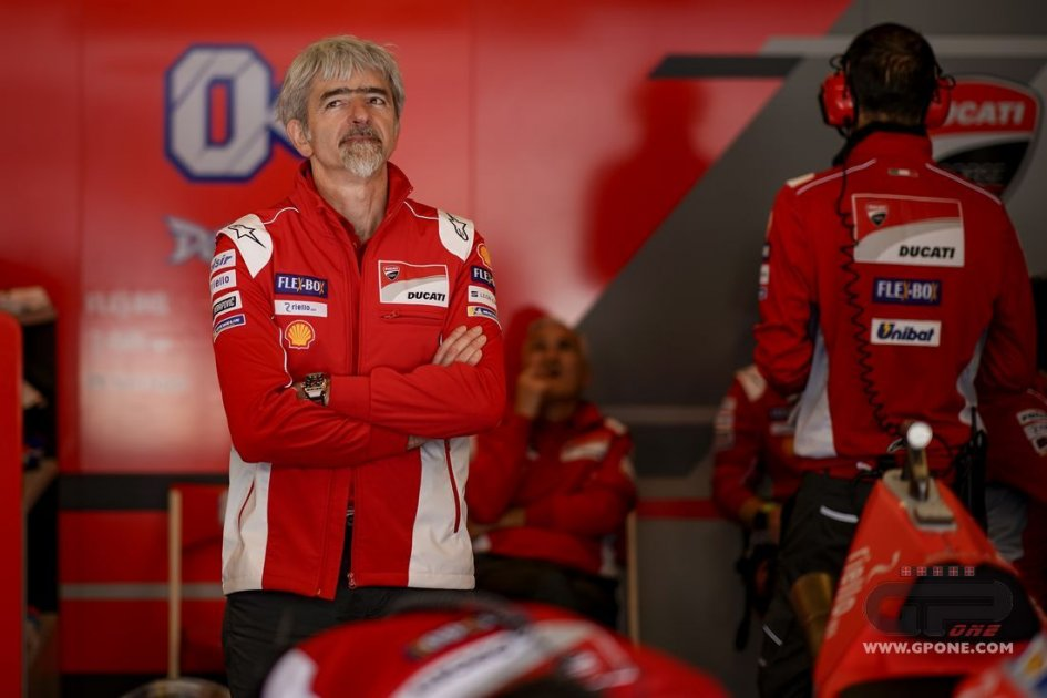 MotoGP: Dall'Igna: disappointed with the race, happy about the championship