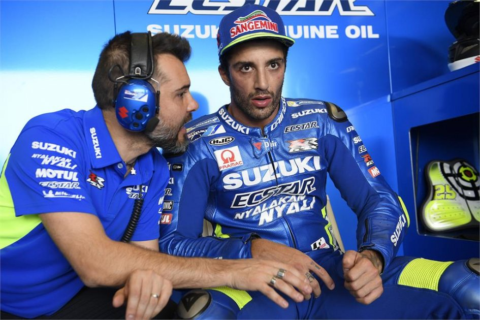 "MotoGP: Iannone: ""I am holding some good cards"""