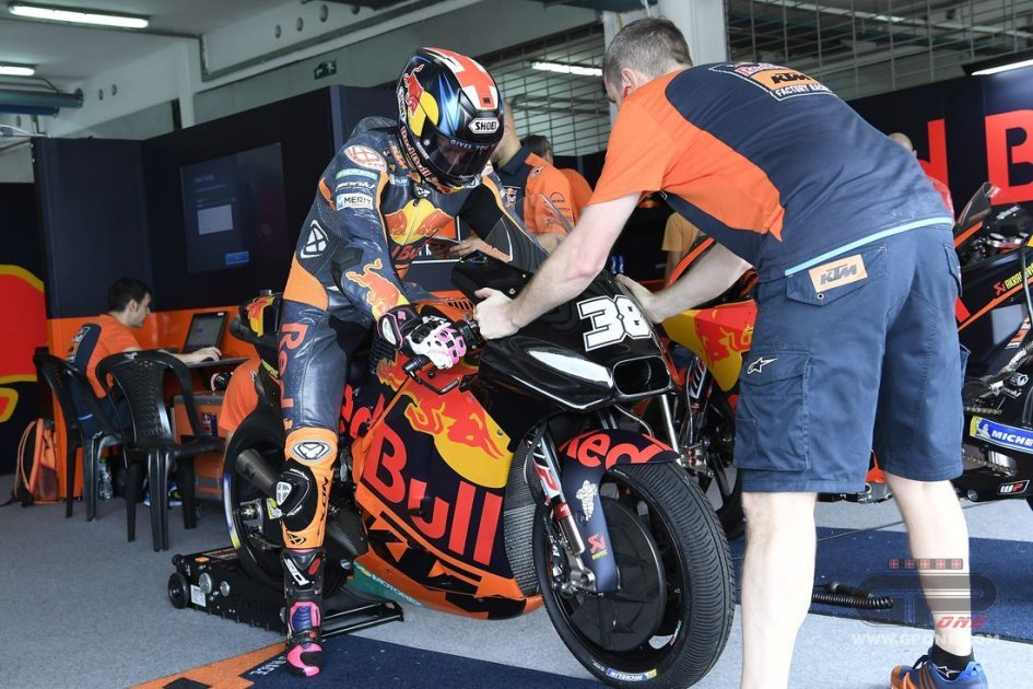 MotoGP: KTM against the wings: stop development or remove them