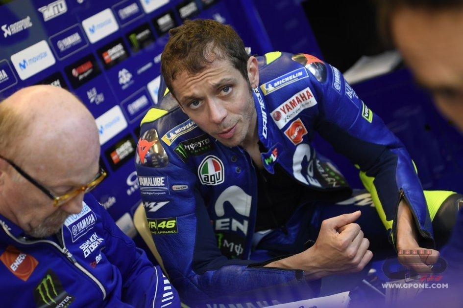 MotoGP: Rossi: Marquez non ha mostrato il suo potenziale