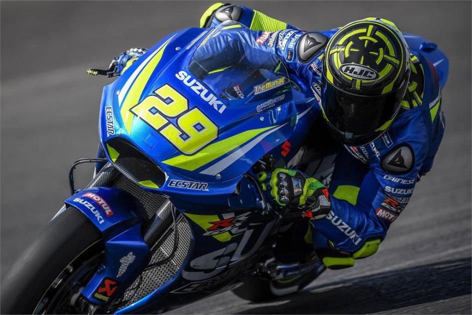 MotoGP: FP2: Iannone beffa Marquez, 4° Rossi