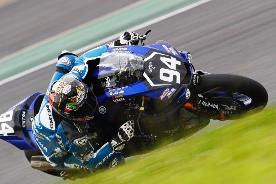 SBK: 24 Ore Le Mans: Kawasaki in pole con De Puniet, 4° Canepa