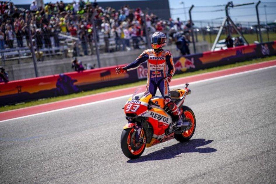 MotoGP: Marquez mette nel mirino a Jerez i 37 trionfi di Hailwood