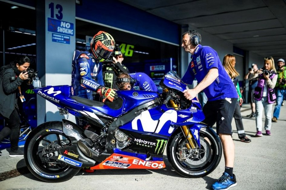 "MotoGP: Viñales disappointed: ""Same sensations as a year ago"""
