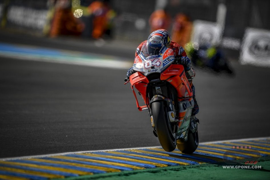 MotoGP: Dovizioso: Better than expected, I am also one of the favourites