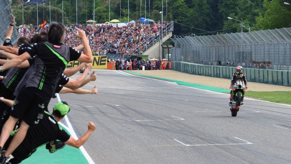 """SBK: Rea: """"Fogarty's record? I'm only interested in being the best"""""""