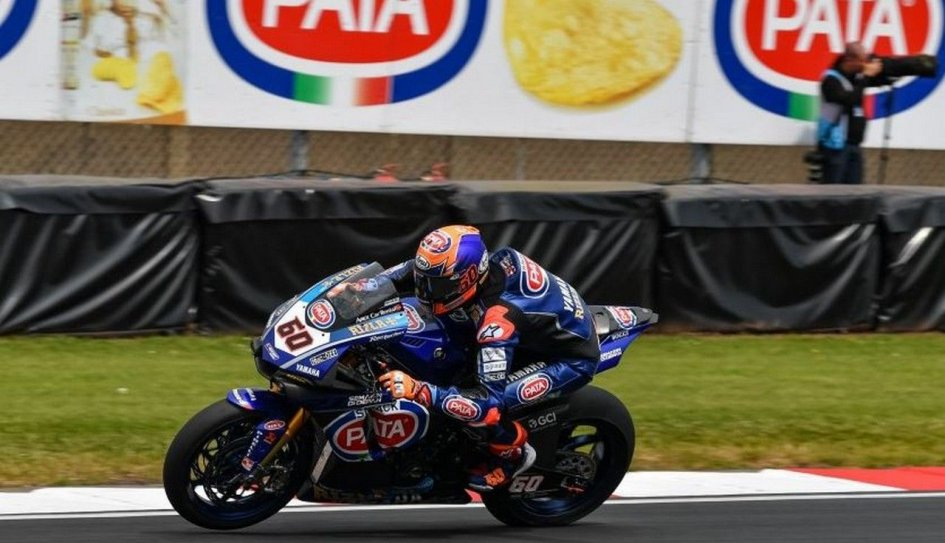 SBK: Van der Mark does the double at Donington
