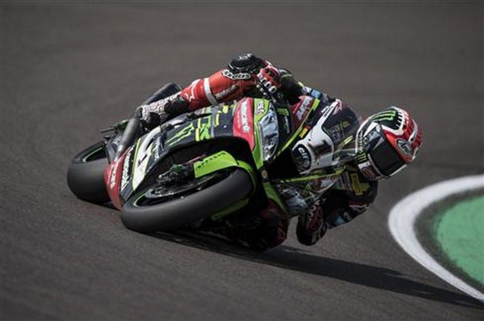 SBK, Rea: at Donington to beat Fogarty's record | GPone.com
