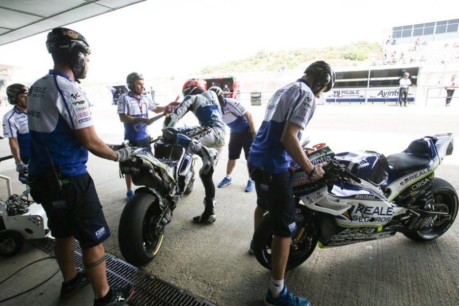 Moto3: Avintia in pista al Montmelò nel ricordo di Andreas Pérez