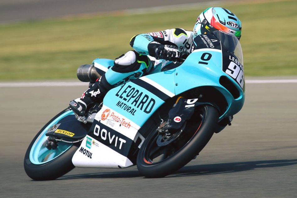Moto3: CEV: doppietta italiana, Pagliani vince su Vietti Ramus