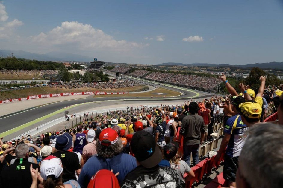 MotoGP: GP Catalunya: gli orari in diretta su Sky Sport MotoGP e TV8