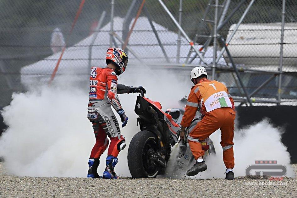 MotoGP: Dovi e il record di 356,4 Km/h: dura controllare la moto