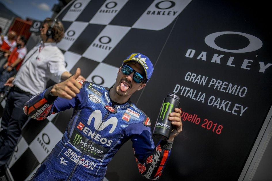 MotoGP: Vinales: non mi aspettavo di essere in prima fila